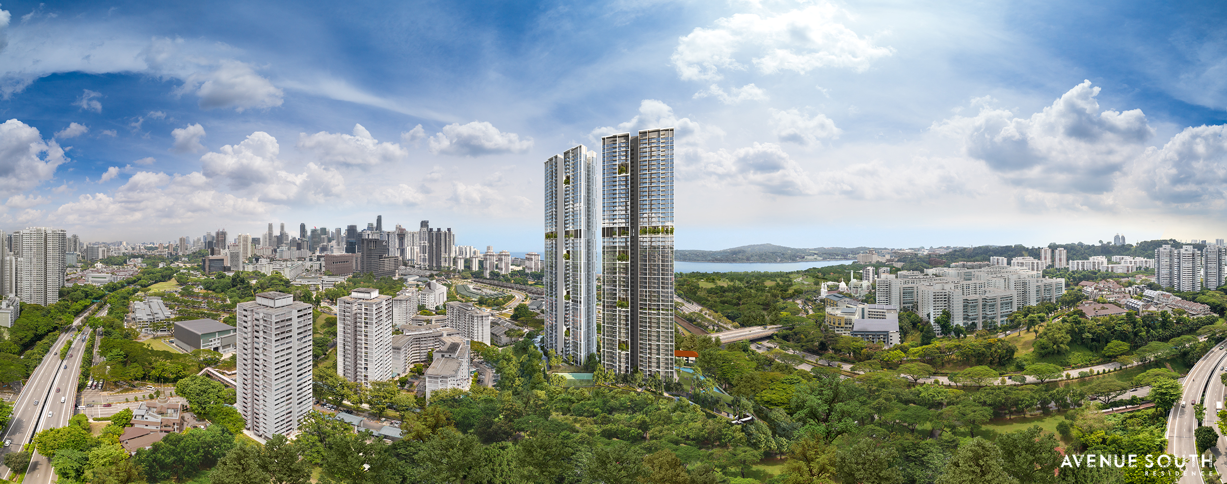 Avenue South Residence Artist Impression 4 Singapore