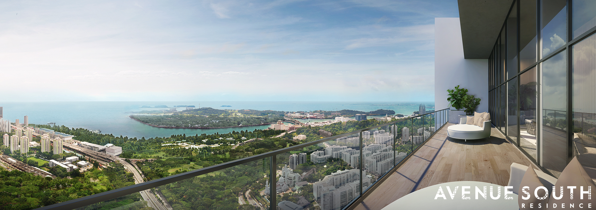 Avenue South Residence Artist Impression 5 Singapore