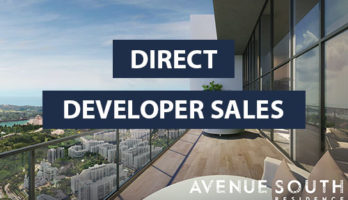 Avenue South Residence Direct Developer Sales Singapore